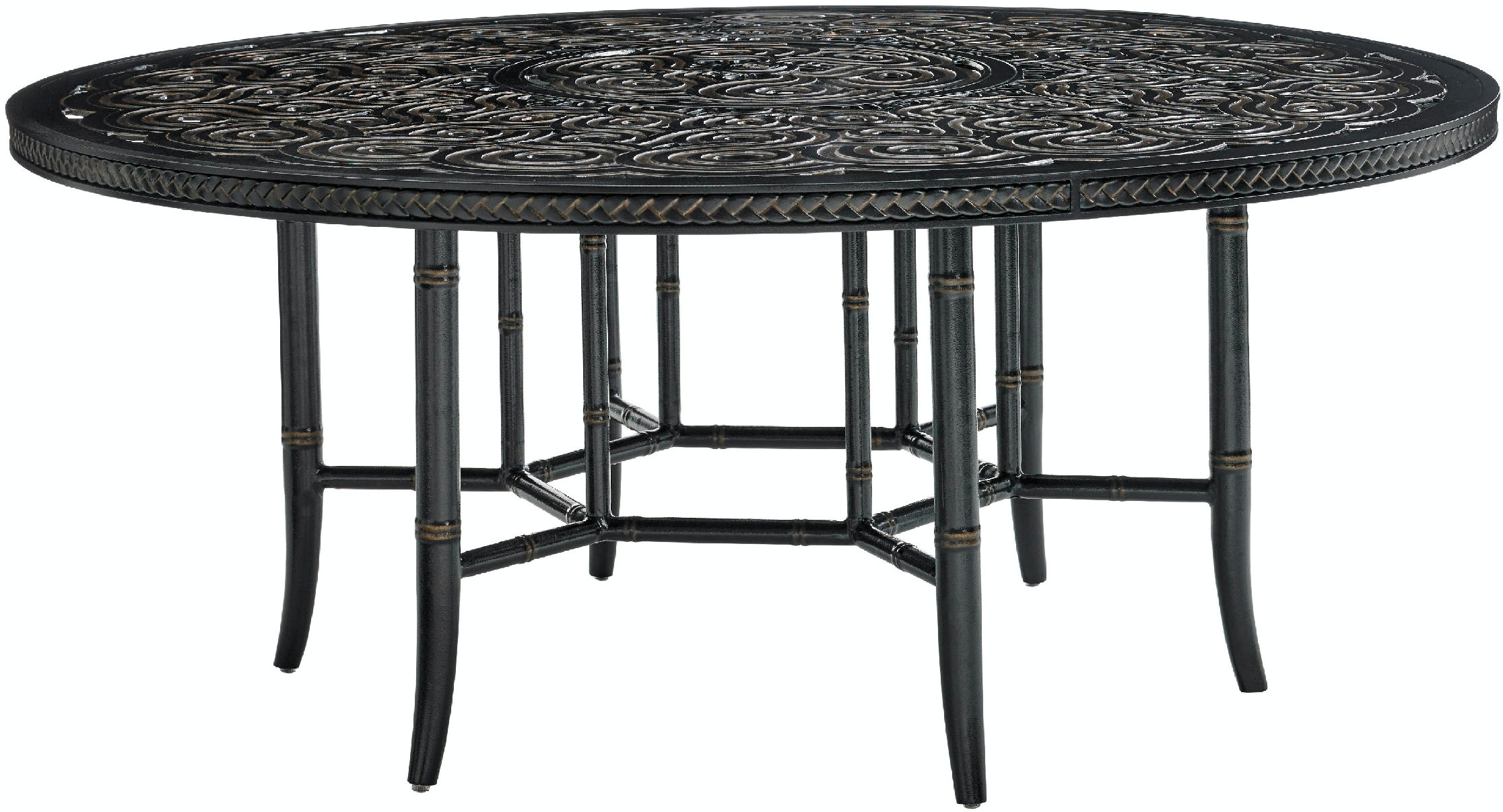 Tommy Bahama Outdoor Living Round Dining Table Base  : 3237875cttbsilo from www.fhcasual.com size 1024 x 768 jpeg 57kB