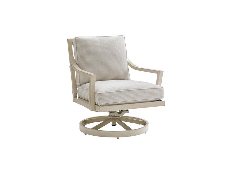 Tommy Bahama Outdoor Living Swivel Rocker Lounge Chair 3239-11SR