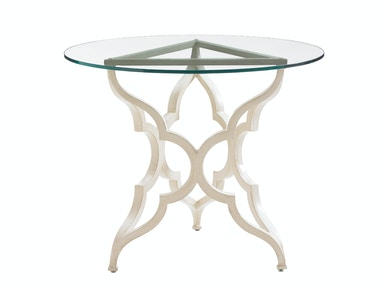 Round Breakfast Dining Table Base