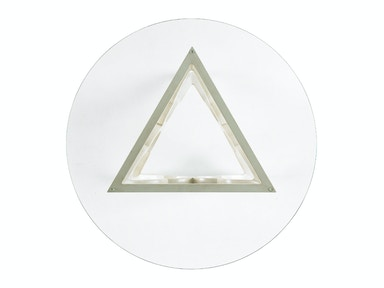 Round Breakfast Table Glass Top