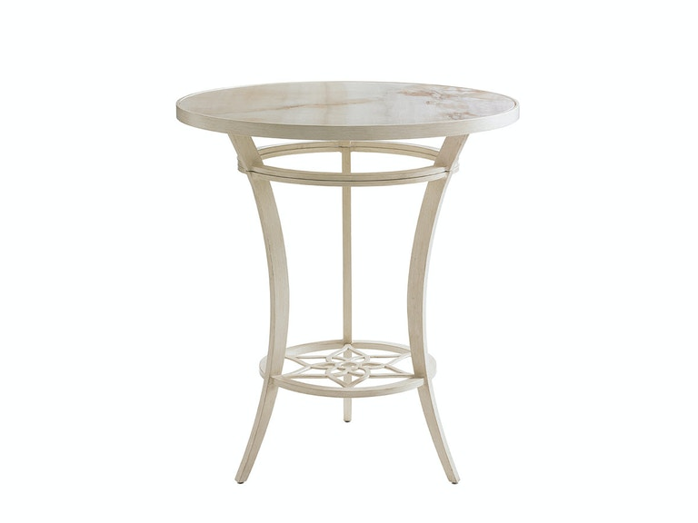 Tommy Bahama Outdoor Living High/Low Bistro Table Table Base 3239-873BB