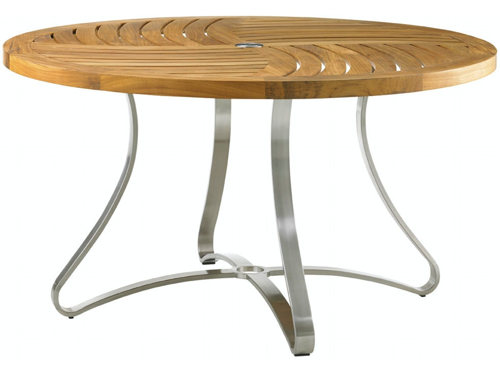 Hillsdale furniture living room monaco coffee table 4142 880 tommy bahama outdoor living 3401 870tb round dining table base geotapseo Gallery