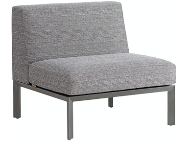 Tommy Bahama Outdoor Living Sectional Armless Chair