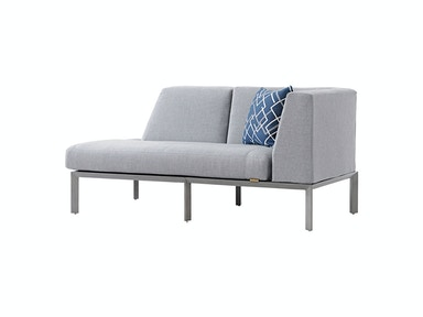 Left Side Facing Sectional Chaise