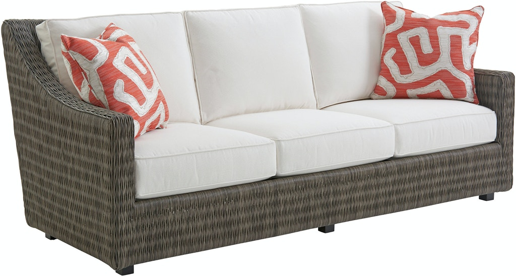 Peachy Tommy Bahama Outdoor Living 3900 31 Outdoorpatio Short Sofa Camellatalisay Diy Chair Ideas Camellatalisaycom