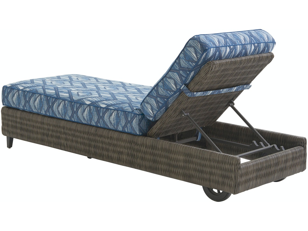 Tommy bahama outdoor living 3900 75 chaise interiors for Chaise interiors