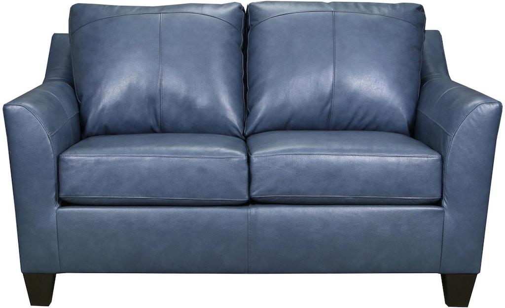 Lane Living Room Loveseat - Soft Touch Shale 2029-02-9543E ...