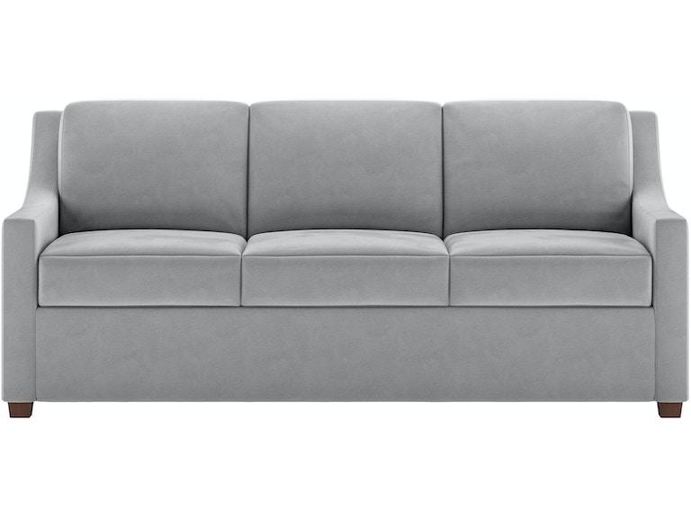 American Leather Living Room Sofa Sleeper Queen Plus