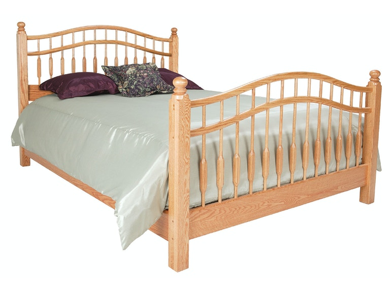Abalone Spindle Bed AW1030
