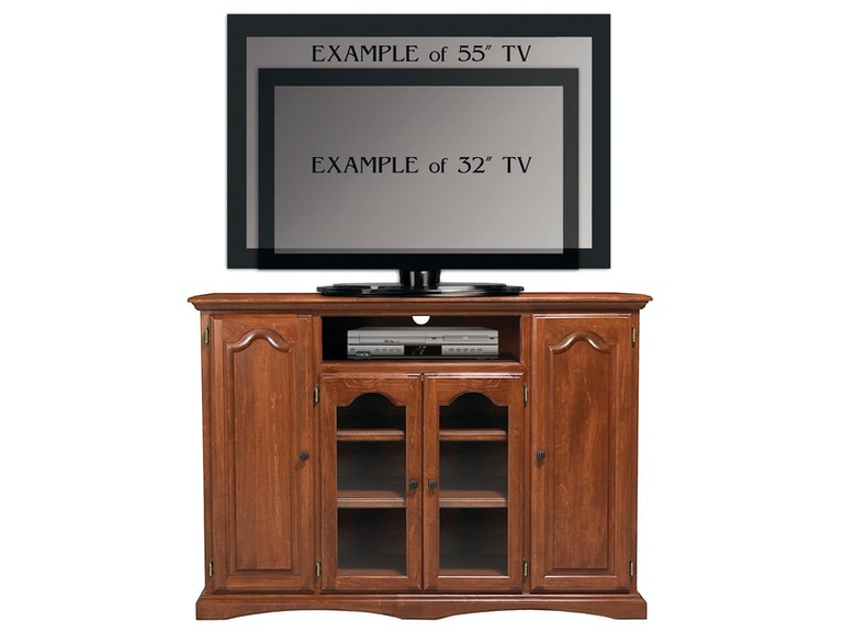 Abalone Lindsay TV Console-4 Door AW1370