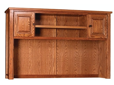 Abalone Spencer Wide Desk Hutch AW2290