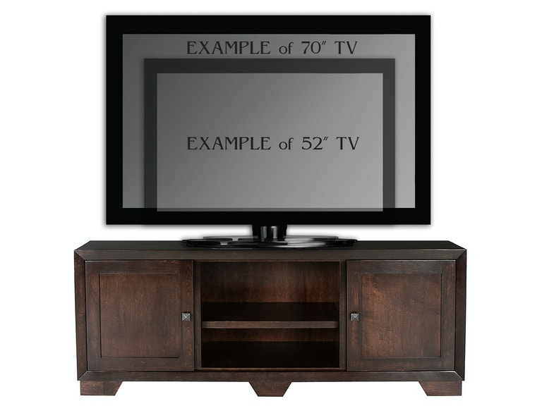 Abalone Nevaeh 26in TV Stand - E AW5380-E