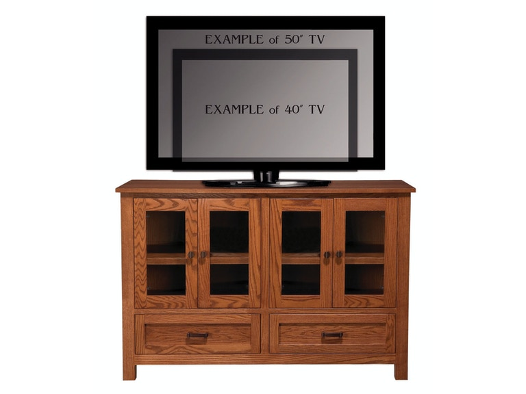 Abalone Sherwood 36in TV Stand - C AW7381-C