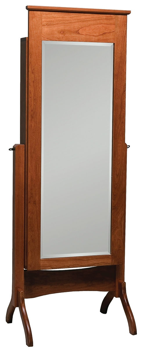 Abalone Bedroom Avery Jewelry Cheval Mirror Aw8100 Penny Mustard