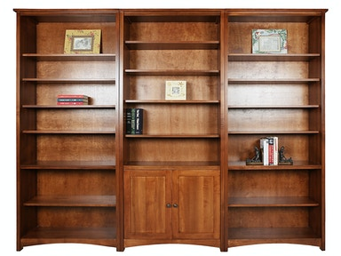 Bridgeport Gavin Configurable Bookcase Wall BBGAVIBOOKCASE1