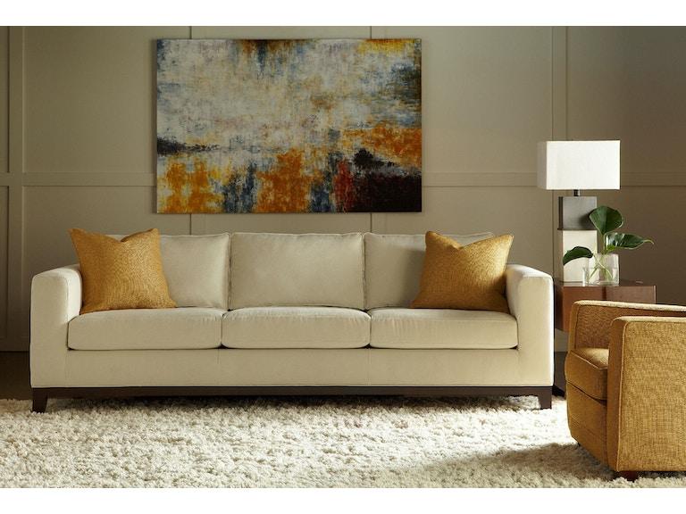 American Leather 90 Sofa Brk So3