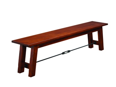 "County Line Oxbow 72"" Smooth Top Bench CL3805-72"