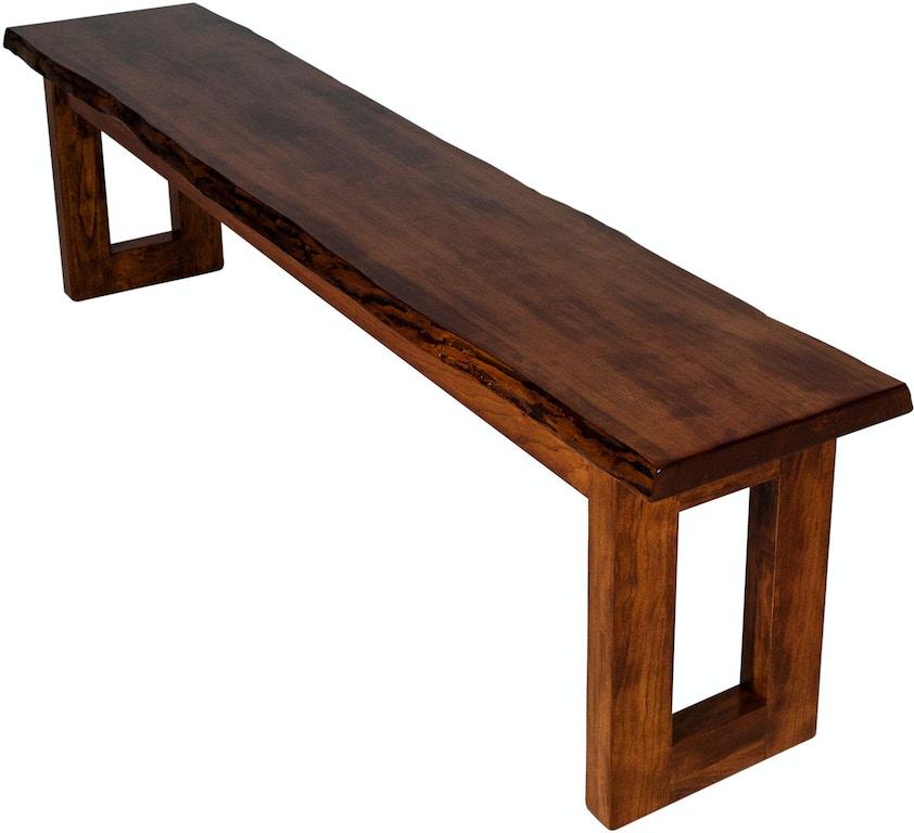 Marvelous Kevil 72 Live Edge Bench Ncnpc Chair Design For Home Ncnpcorg