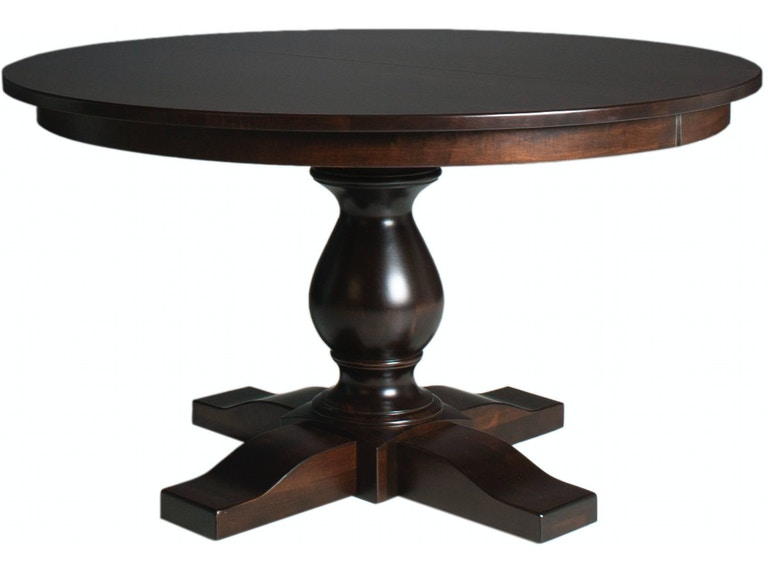 County Line Dining Room Savoy 48 Quot Smooth Top Table Cl4867