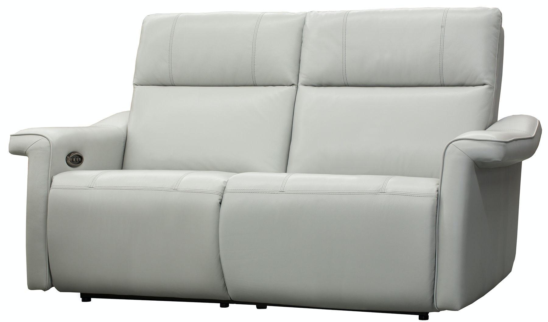 Merveilleux Elran Power Reclining Condo Sofa W/Power Headrest ER40229 OPH