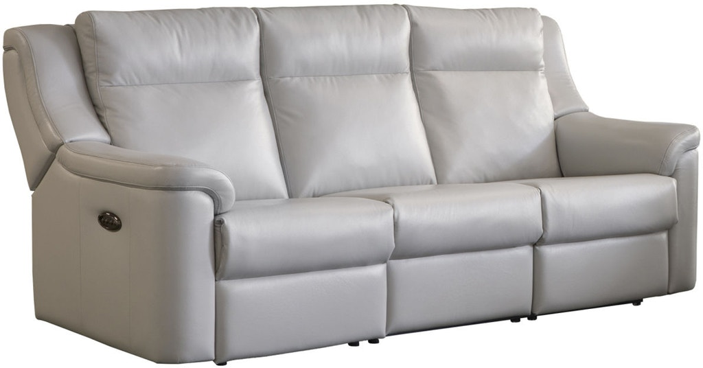 Pleasant Power Reclining Sofa W Power Headrest Beatyapartments Chair Design Images Beatyapartmentscom