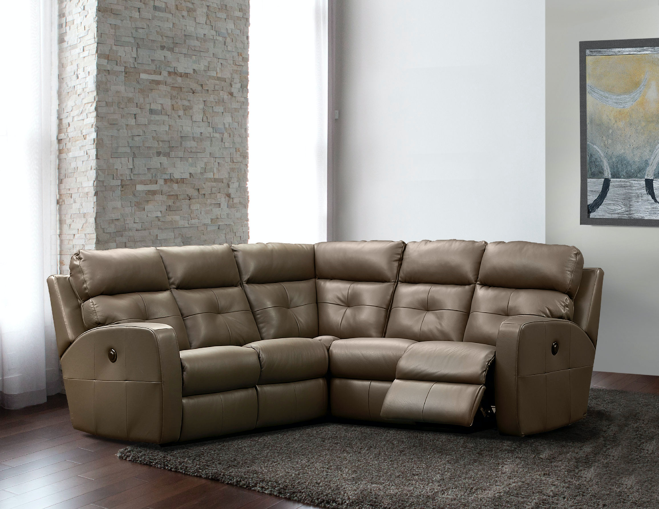 Exceptional Elran Sectional ER4047 I