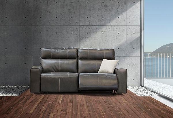 Elran Reclining Condo Sofa ER40819 09
