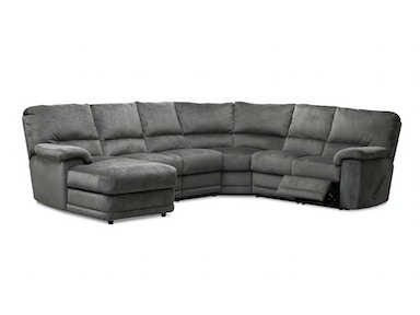 Elran Sectional W/ Cleopatra ER9090-Y