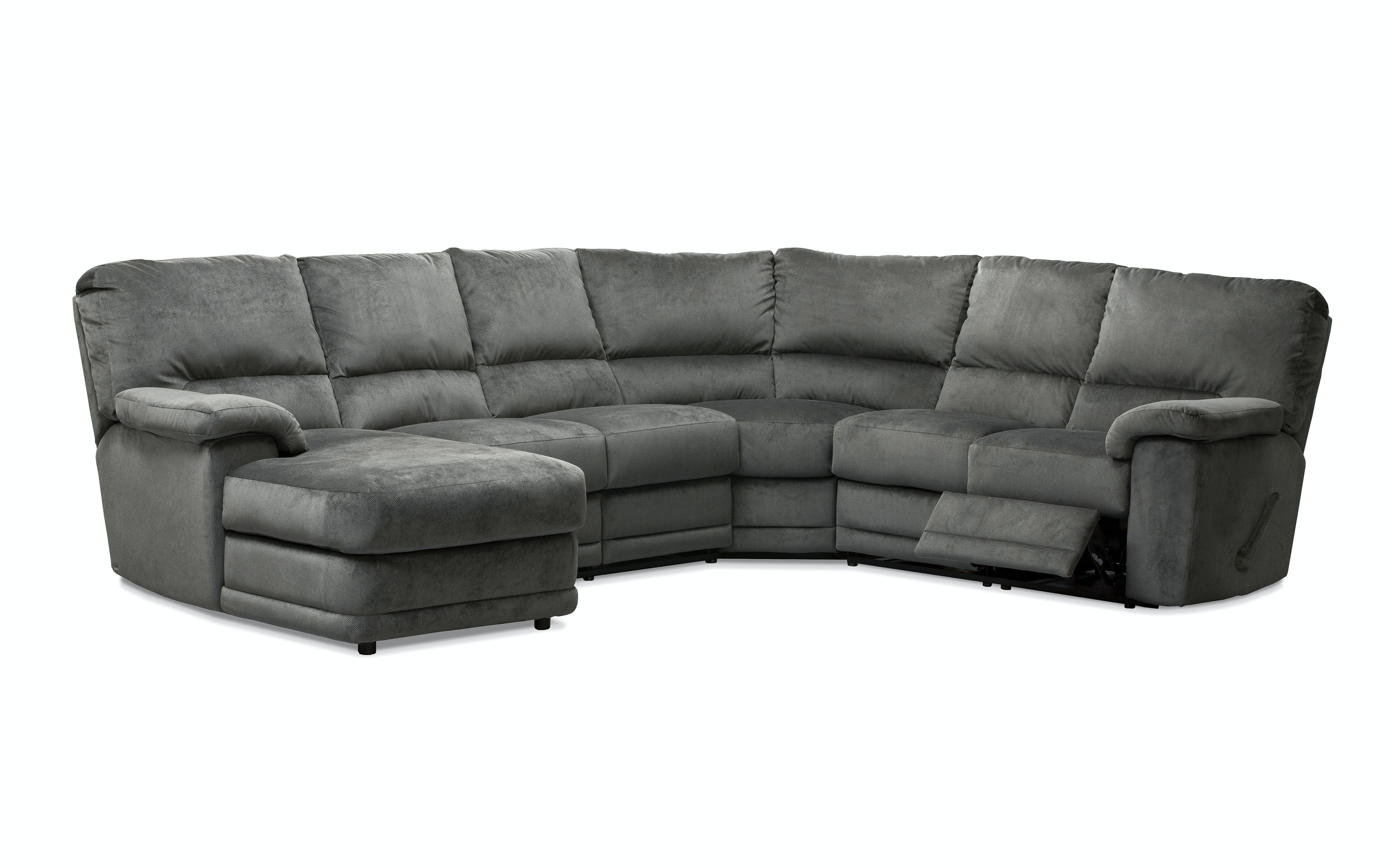 Nice Elran Sectional W/Cleopatra ER9090 Y