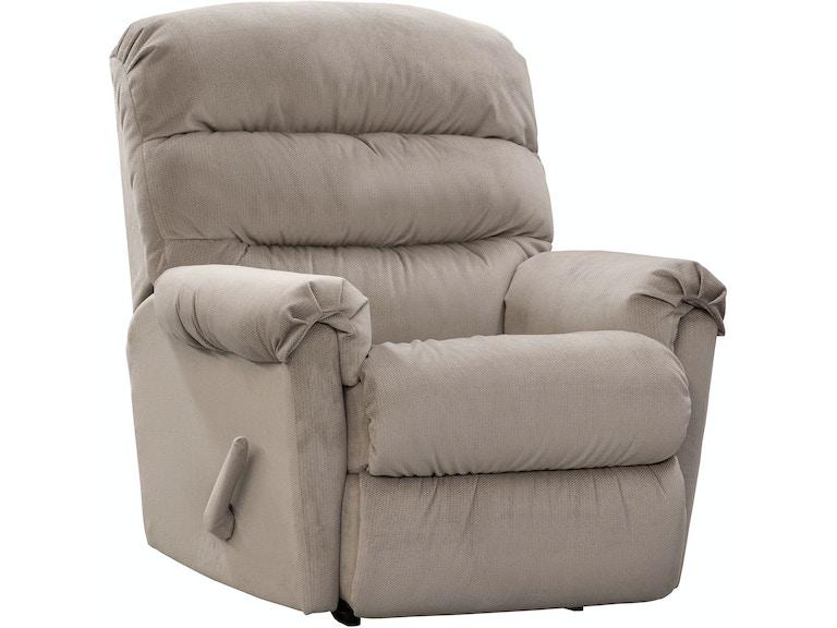 Elran Living Room Swivel Rocker Recliner Erc0812 03