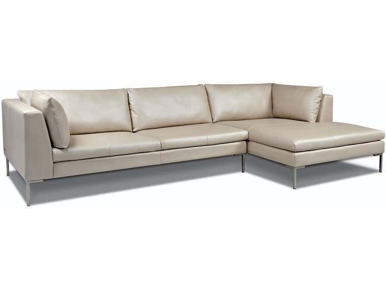 American Leather Inspiration Sectional Ins Sect1