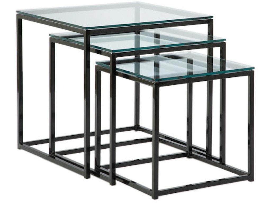 Izzy & Co Living Room 18300 Nesting End Tables IZ18300-01 - Penny ...