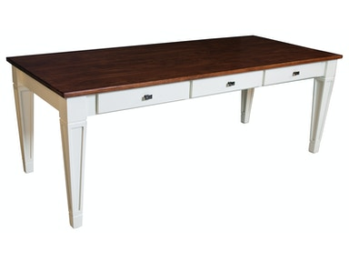 Mystic Creek Vallis 24X84 Writing Desk MC4700-2484