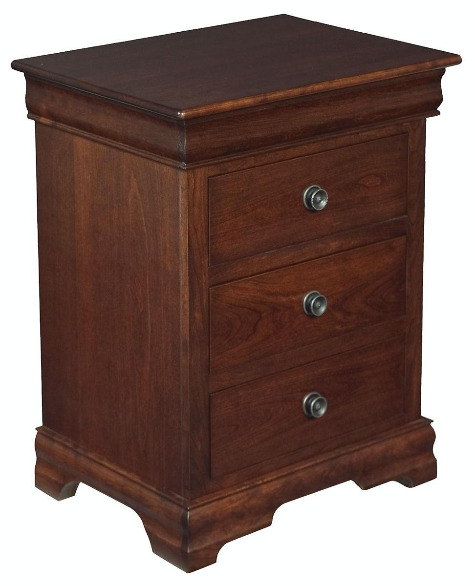 mc5910 3 drawer nightstand
