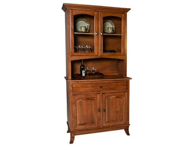 Mystic Creek Brie 1 Drawer Hutch & Buffet MC8000-1