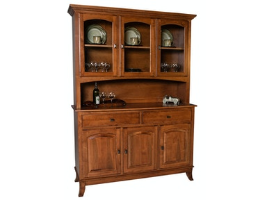 Mystic Creek Brie 2 Drawer Hutch & Buffet MC8000-2
