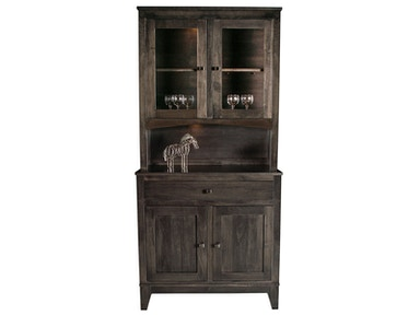 Mystic Creek Dana 1 Drawer Hutch & Buffet MC8002-1