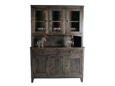 Mystic Creek Dana 2 Drawer Hutch & Buffet MC8002-2