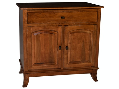 Mystic Creek Brie 1 Drawer Buffet MC8005-1