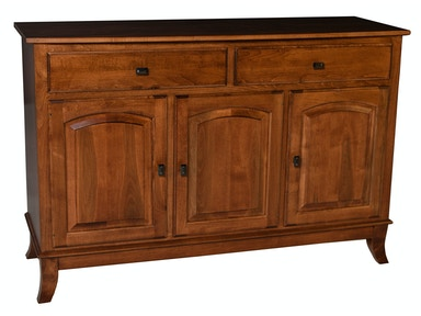Mystic Creek Brie 2 Drawer Buffet MC8005-2