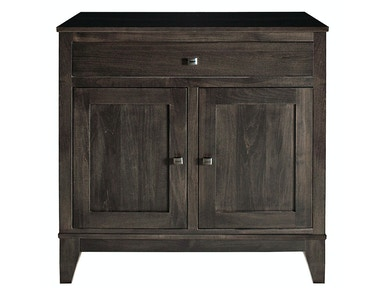 Mystic Creek Dana 1 Drawer Buffet MC8007-1