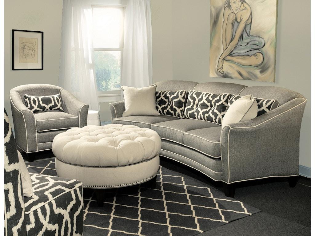 Marshfield Furniture Living Room Doris II Conversation