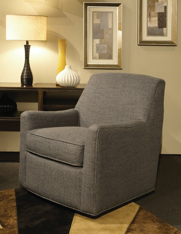 Marshfield Furniture Living Room Tate Swivel Glider MF1978