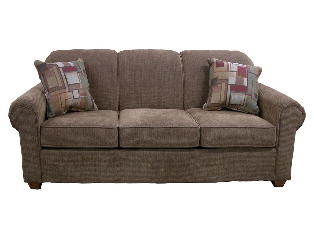 Marshfield Furniture Living Room Mcclain Sofa Mf2281 03