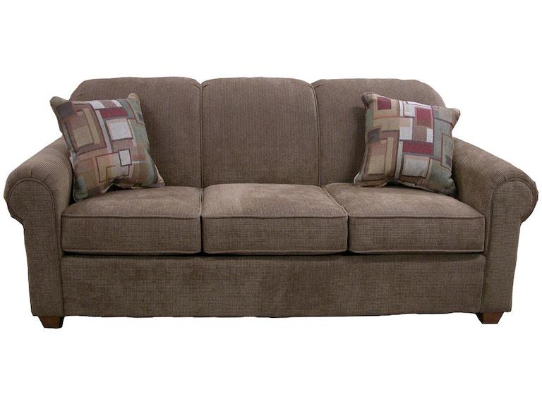 Marshfield Furniture Living Room McClain Apartment Sofa