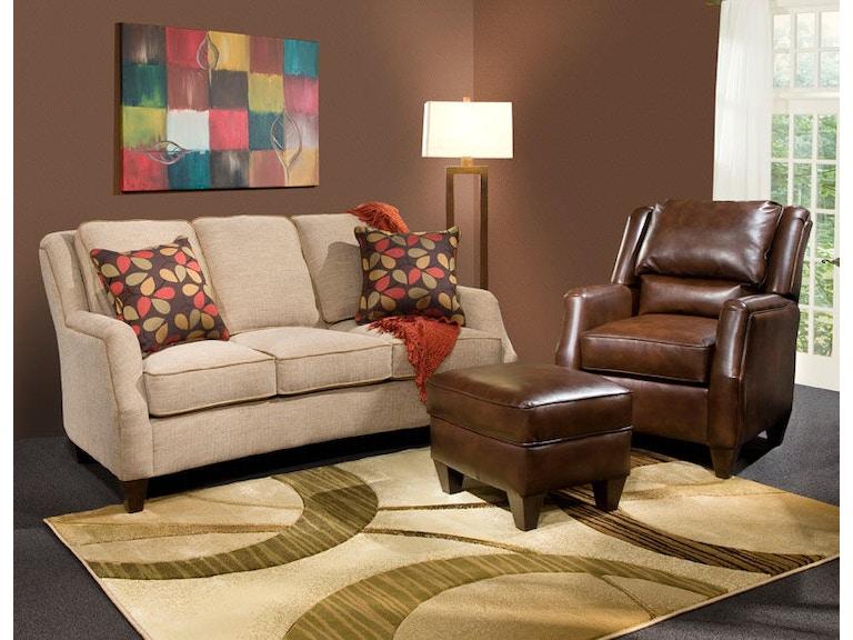 Marshfield Furniture Living Room Russell Apartment Sofa