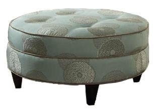 Marshfield Furniture 8000 Round Ottoman MF8000 49