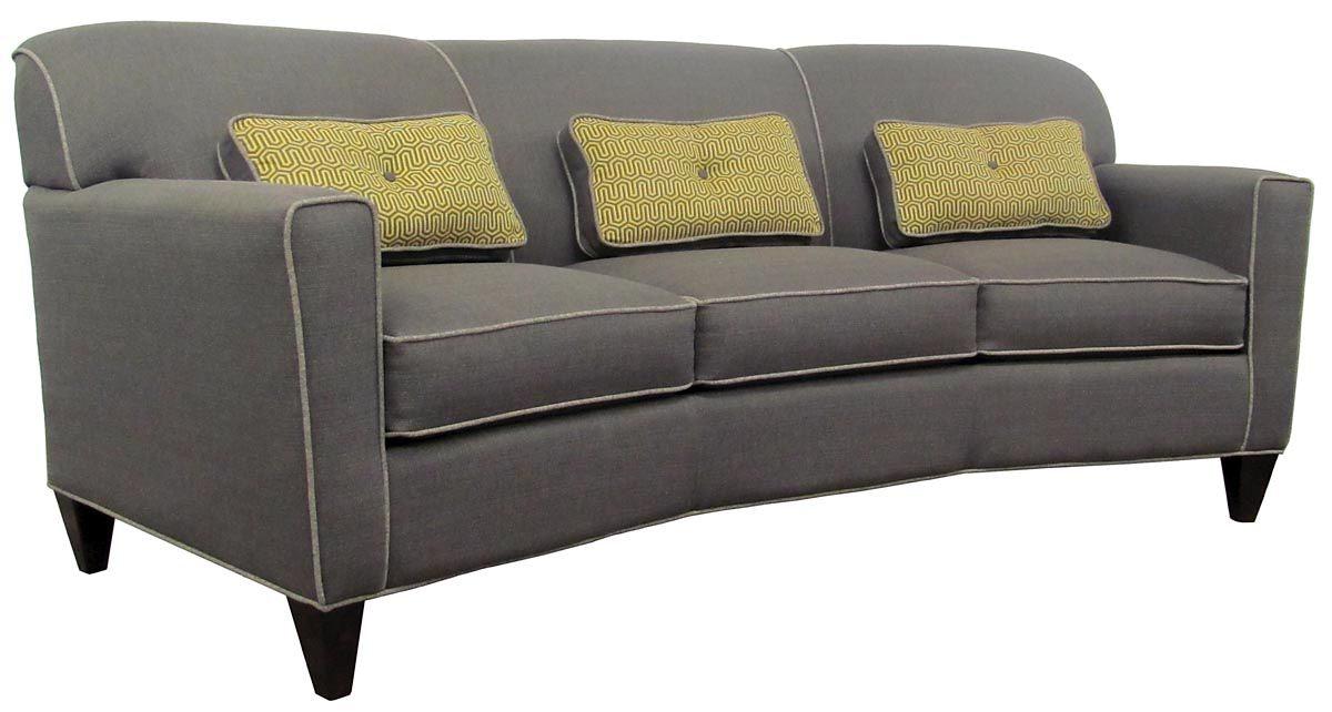Marvelous Marshfield Furniture 8000 Conversation Sofa MF8000 37