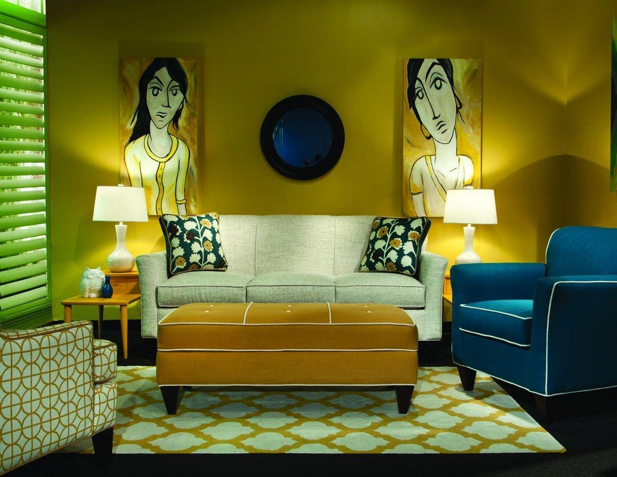 Exceptionnel Marshfield Furniture 8000 Apartment Sofa MF8000 35