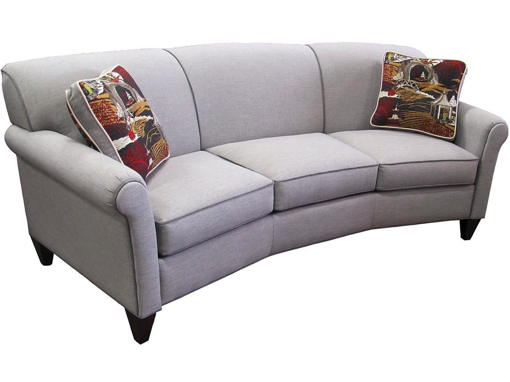 marshfield furniture  conversation sofa mf. marshfield furniture living room  conversation sofa mf